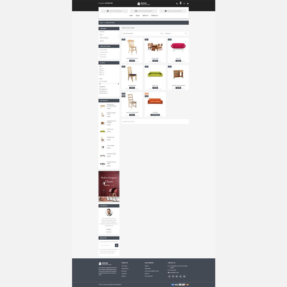 theme - Huis & Buitenleven - Meubels - Responsive Store - 3