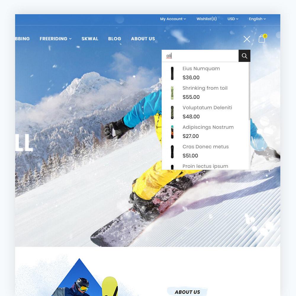 theme - Sport, Activiteiten & Reizen - Skatty Skateboard Sport Store - 3