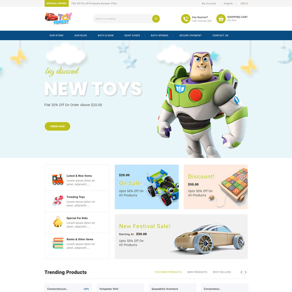 theme - Bambini & Giocattoli - ToyForest - The Kid Store - 6