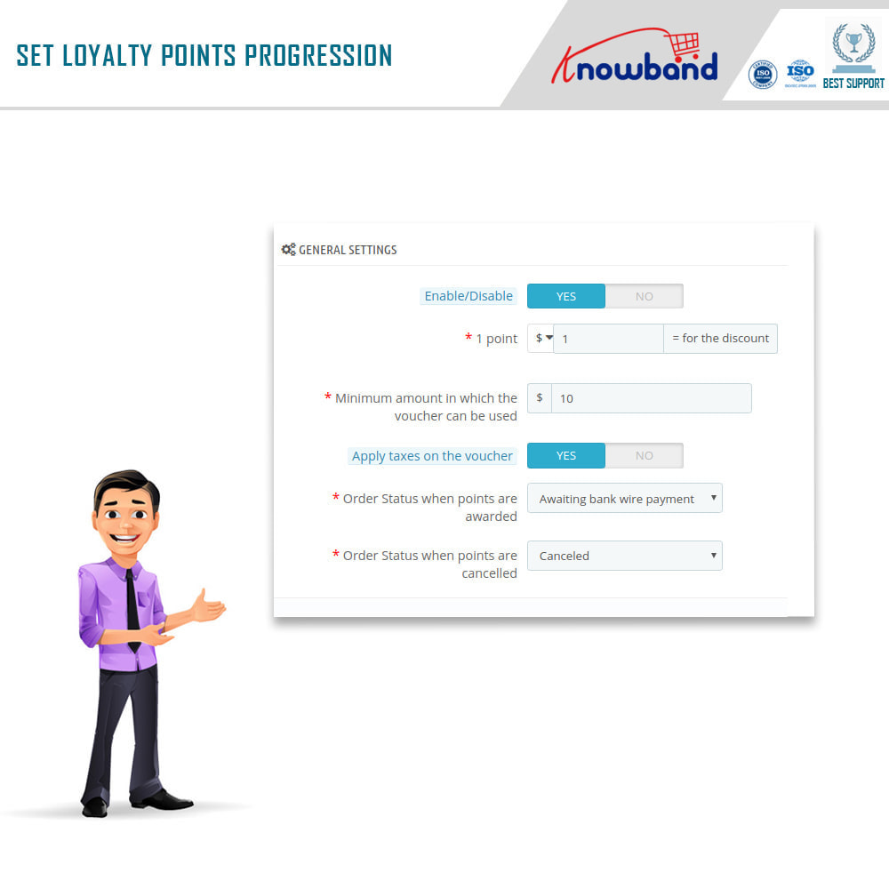module - Programa de Fidelidad - Loyalty Points - 6