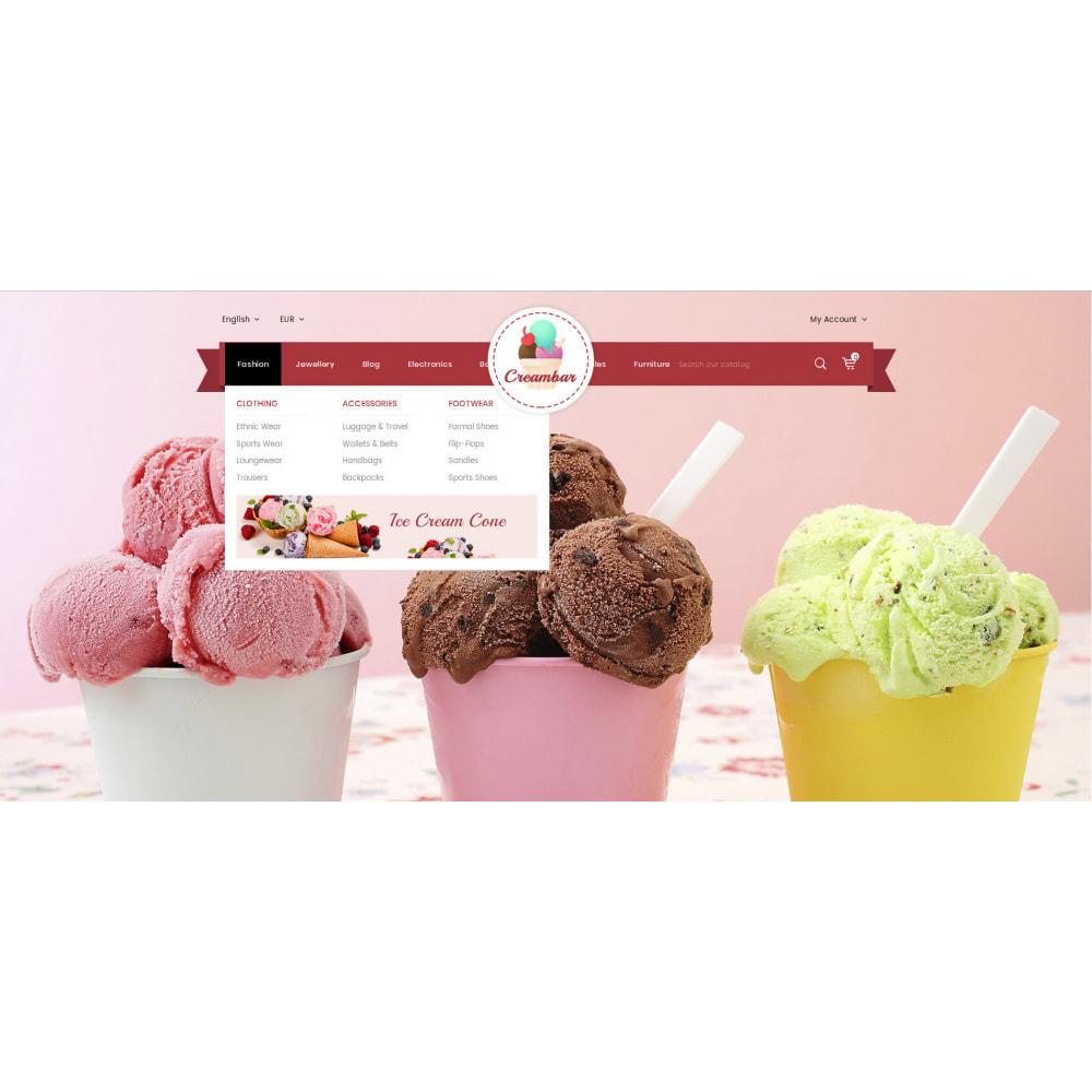 theme - Gastronomía y Restauración - Creambar - Ice Cream Store - 6