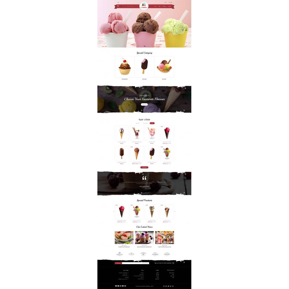 theme - Gastronomía y Restauración - Creambar - Ice Cream Store - 10