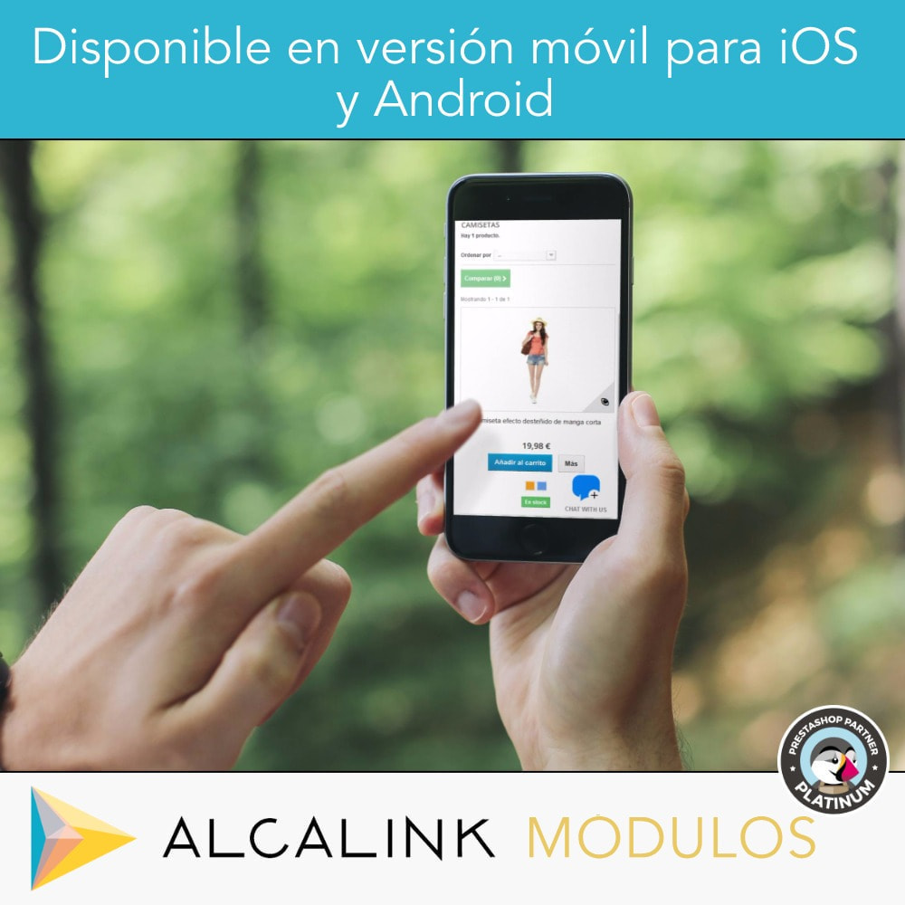 module - Asistencia & Chat online - Botón de conversación por Chat - 5