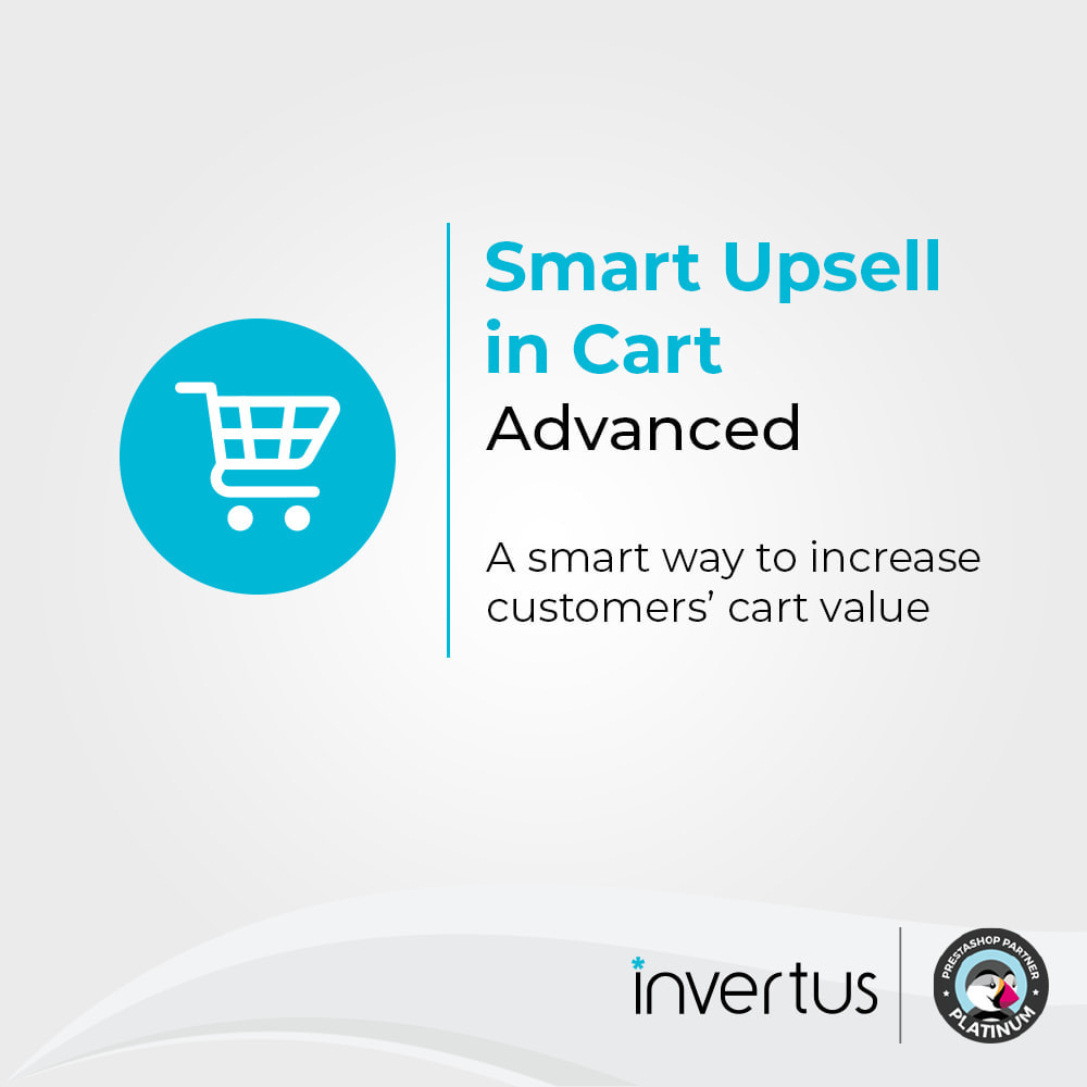 module - Kruisverkoop & Pakketaanbiedingen - Smart Upsell in Cart Advanced - 1