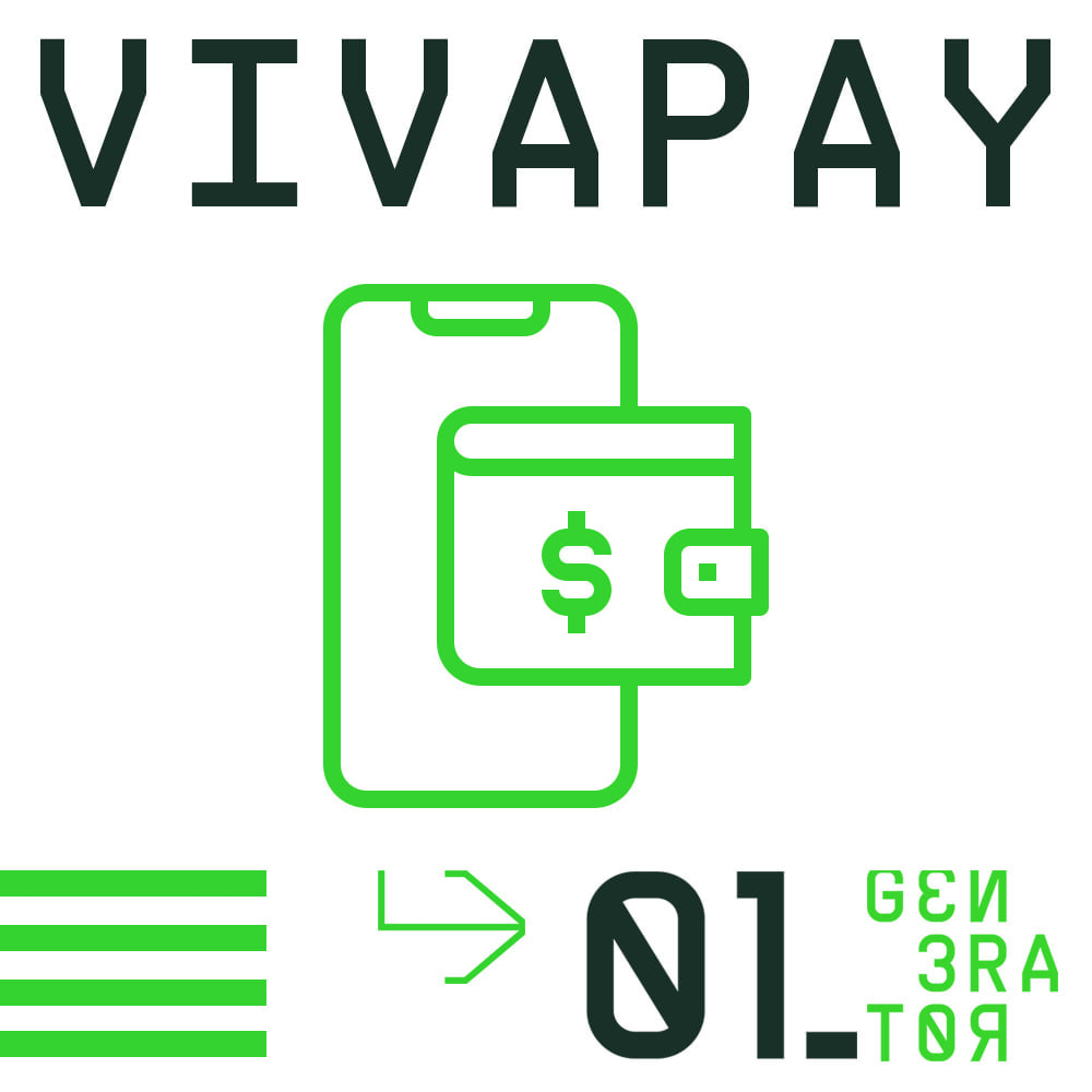 module - Payment by Card or Wallet - VivaPay - 1