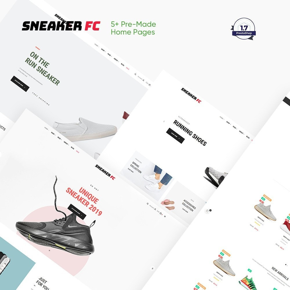 theme - Moda & Obuwie - The Sneaker Shoes Store - 2