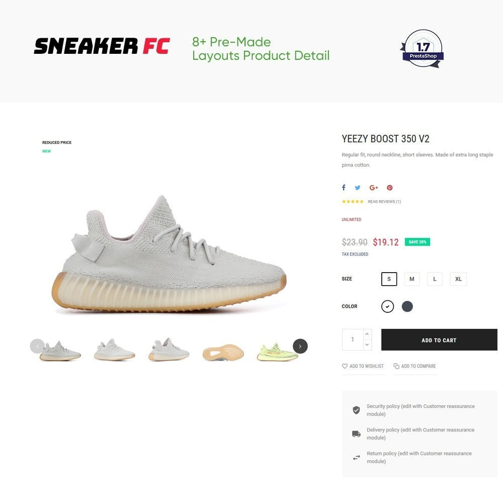 theme - Moda & Obuwie - The Sneaker Shoes Store - 4