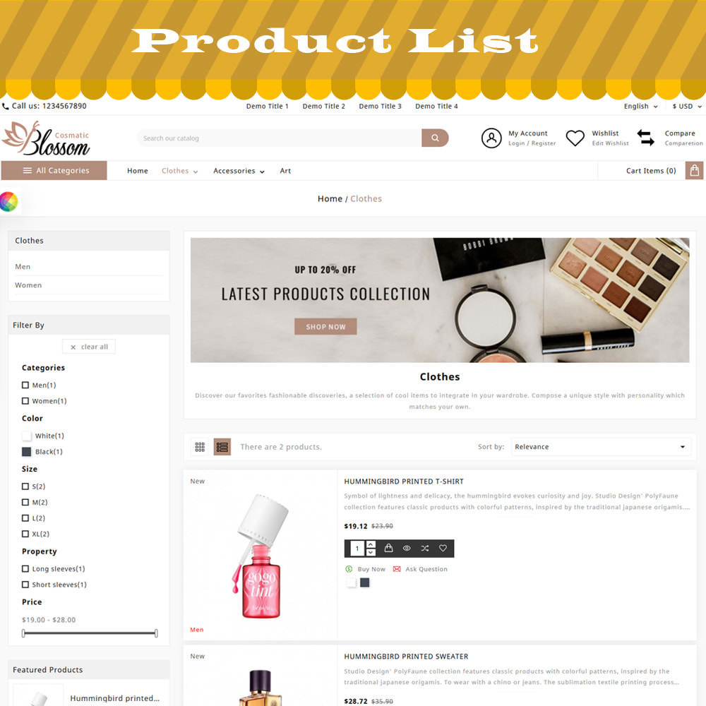 theme - Salud y Belleza - ADTemplate - Blossom Cosmetic Store - 4