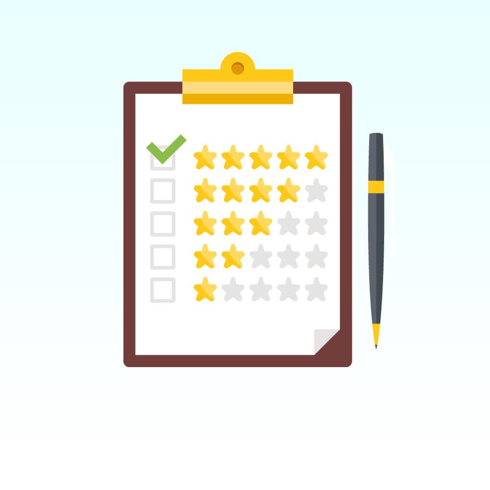 module - Отзывы клиентов - Отзывы о вашем магазине / товарах - 1