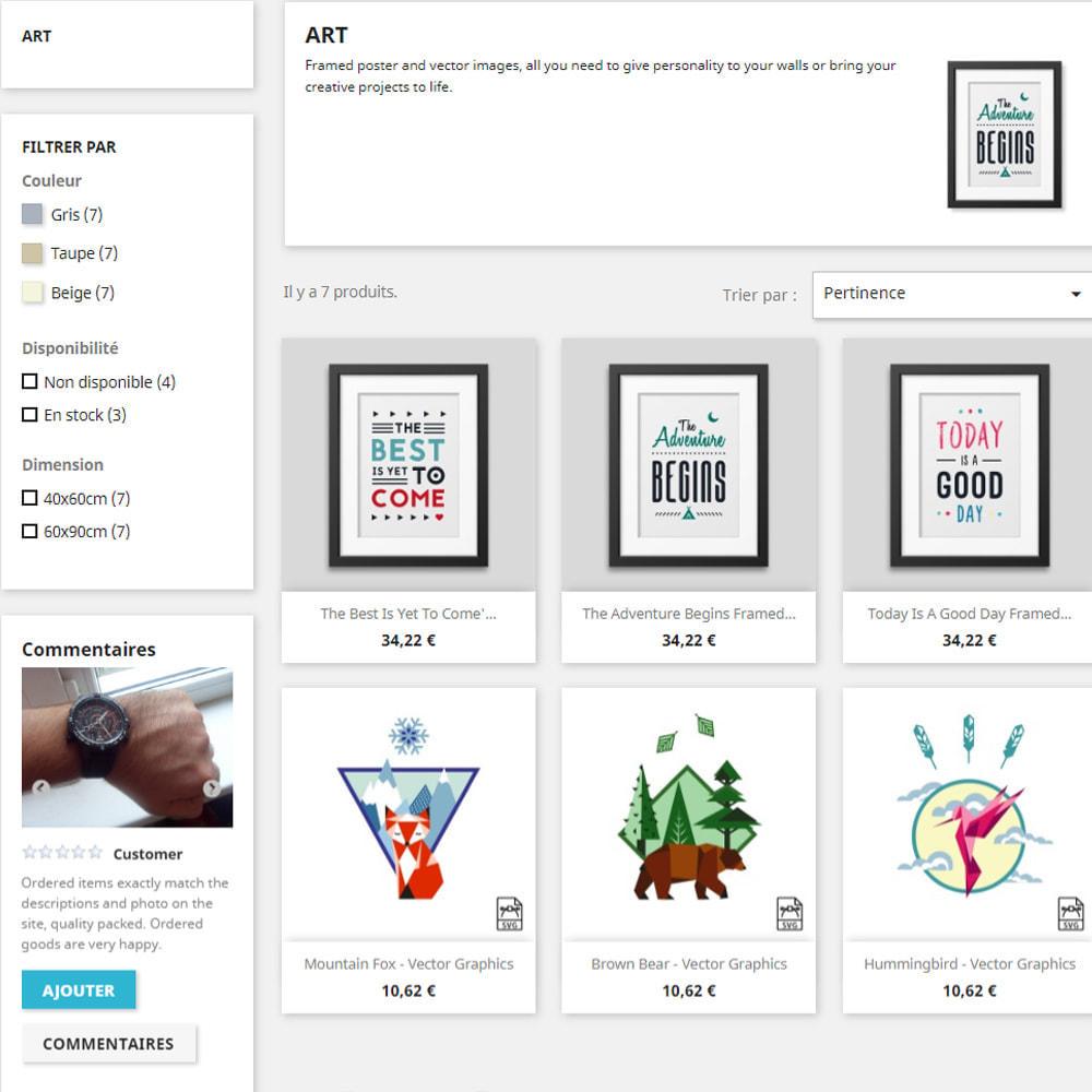 module - Avis clients - Avis sur votre shop / produit - 3