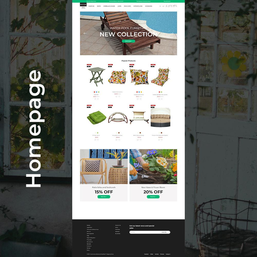 theme - Casa & Giardino - Potzie - Garden Furniture - 4