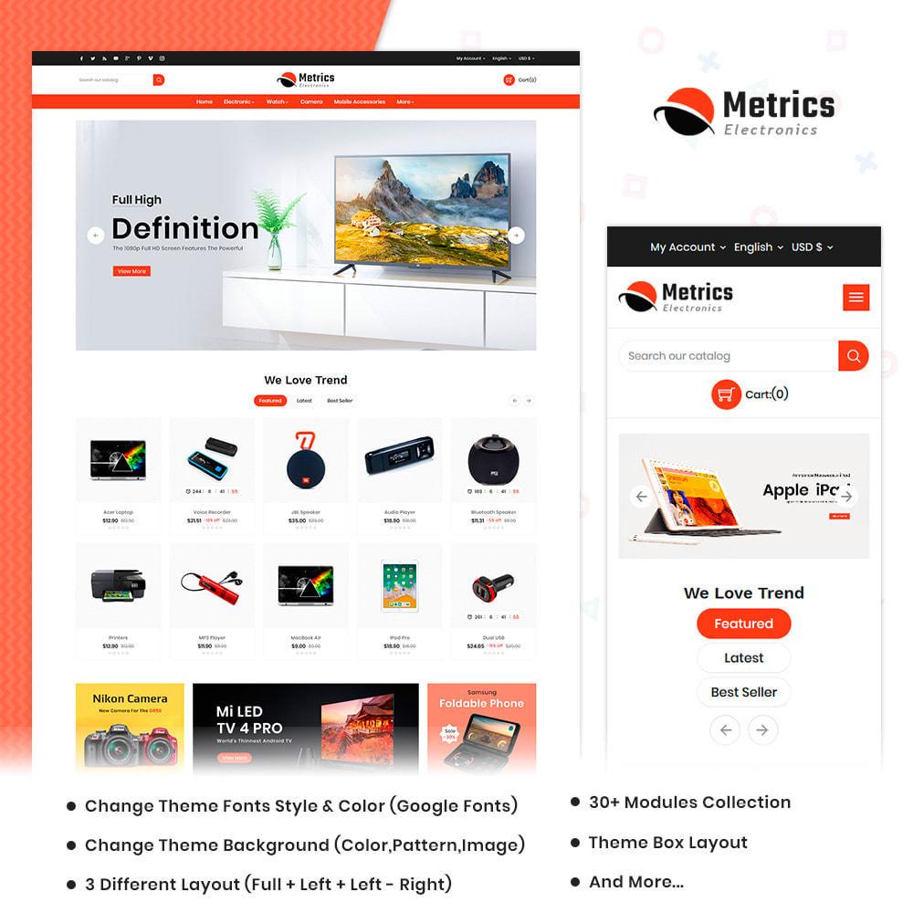 theme - Electronics & Computers - Metrix Electronics Big Mall - 1