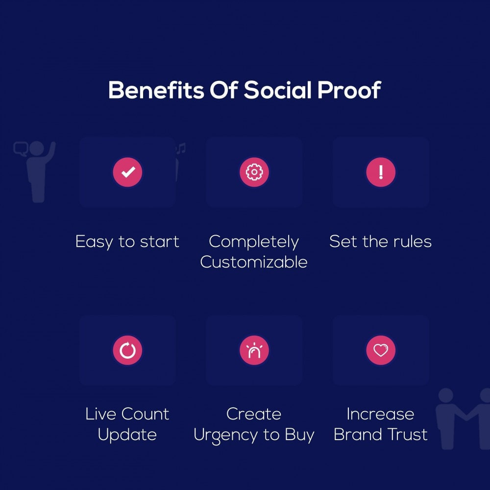 module - Additional Information & Product Tab - Advanced Social Proof - 1