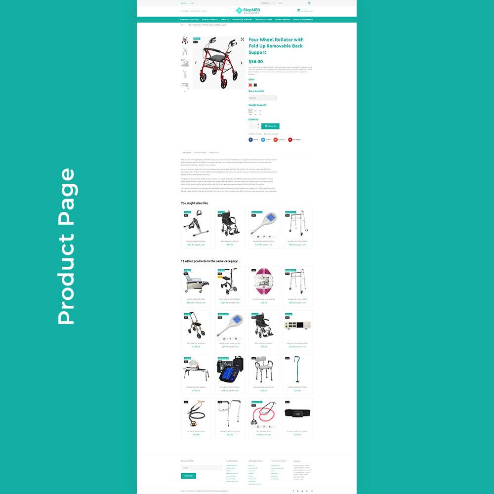 theme - Santé & Beauté - StepMED - Medical Equipment Store - 5