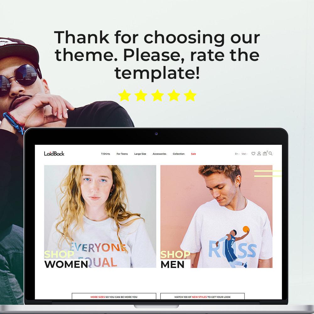 theme - Мода и обувь - Laidback - Casual Online Store - 6