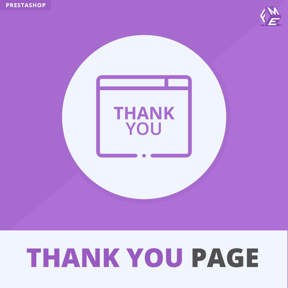 module - Promotions & Gifts - Advance Thank You Page - 1