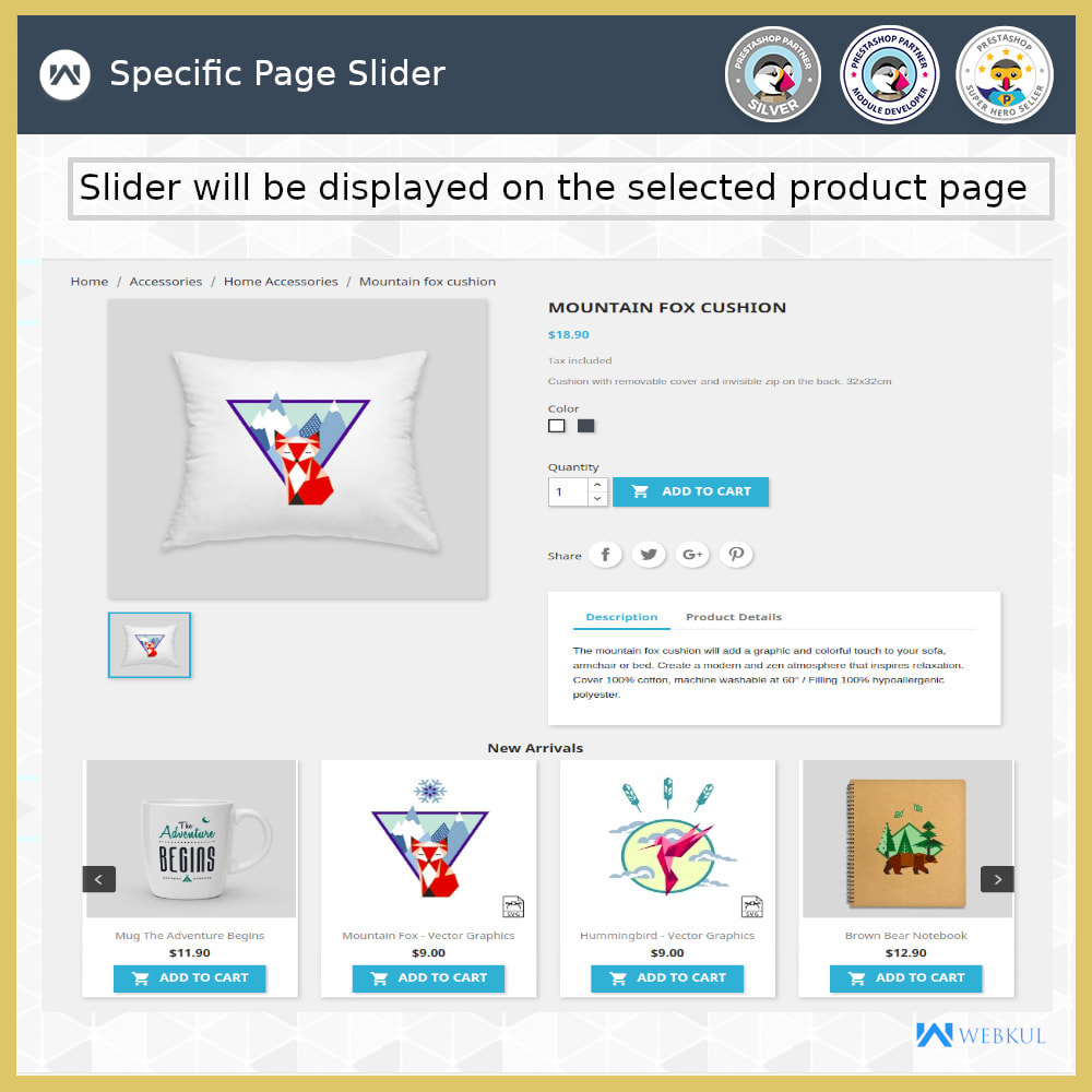module - Sliders & Galleries - Product Slider - 3