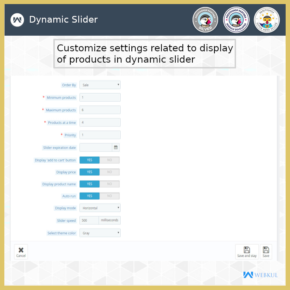 module - Sliders & Galleries - Product Slider | Responsive Related Product Carousel - 11