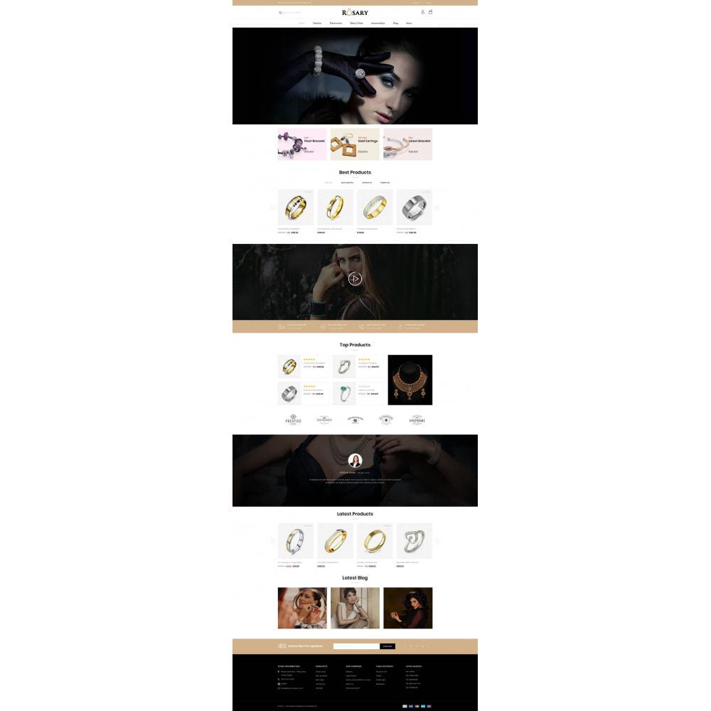 theme - Biżuteria & Akcesoria - Rosary Diamond Store - 2