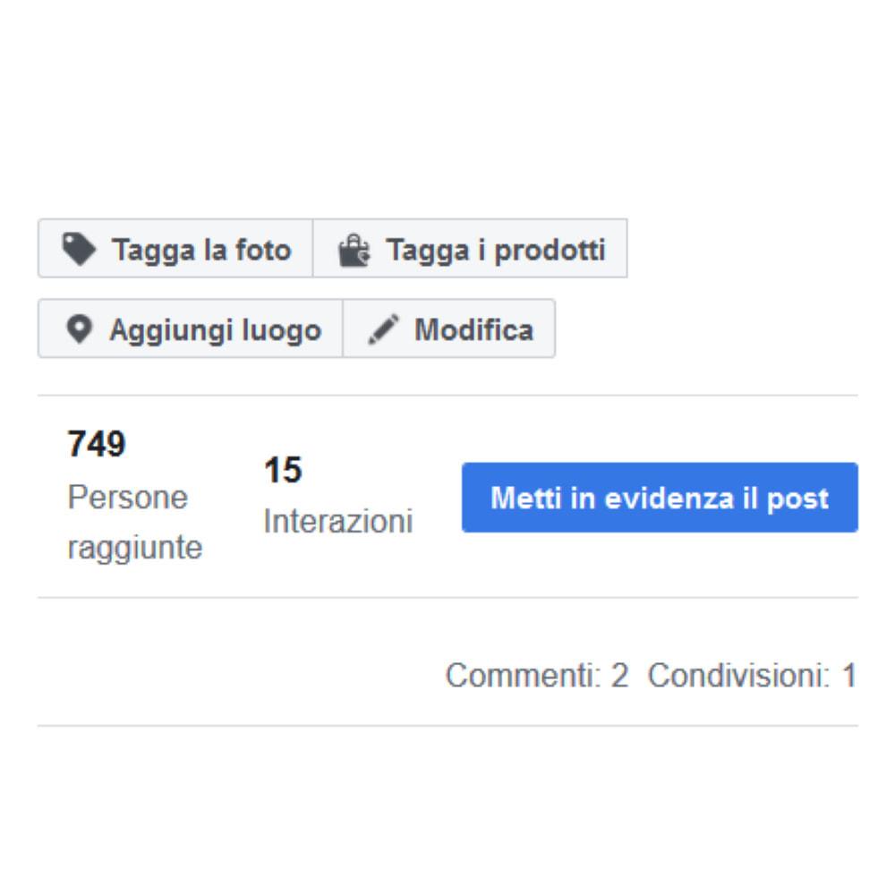 module - Prodotti sui Facebook & Social Network - Generatore feed per social network (Tagga i prodotti!) - 1