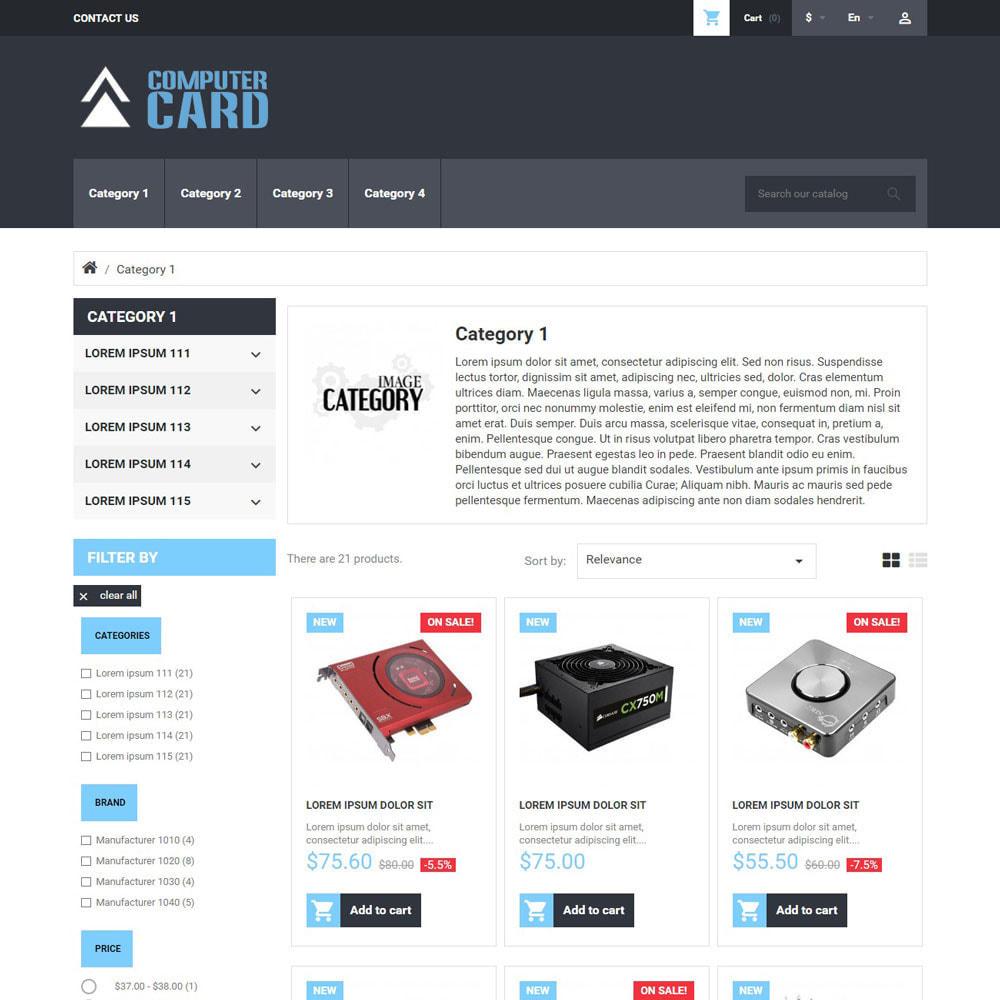 theme - Electronics & Computers - ComputerCard - 2