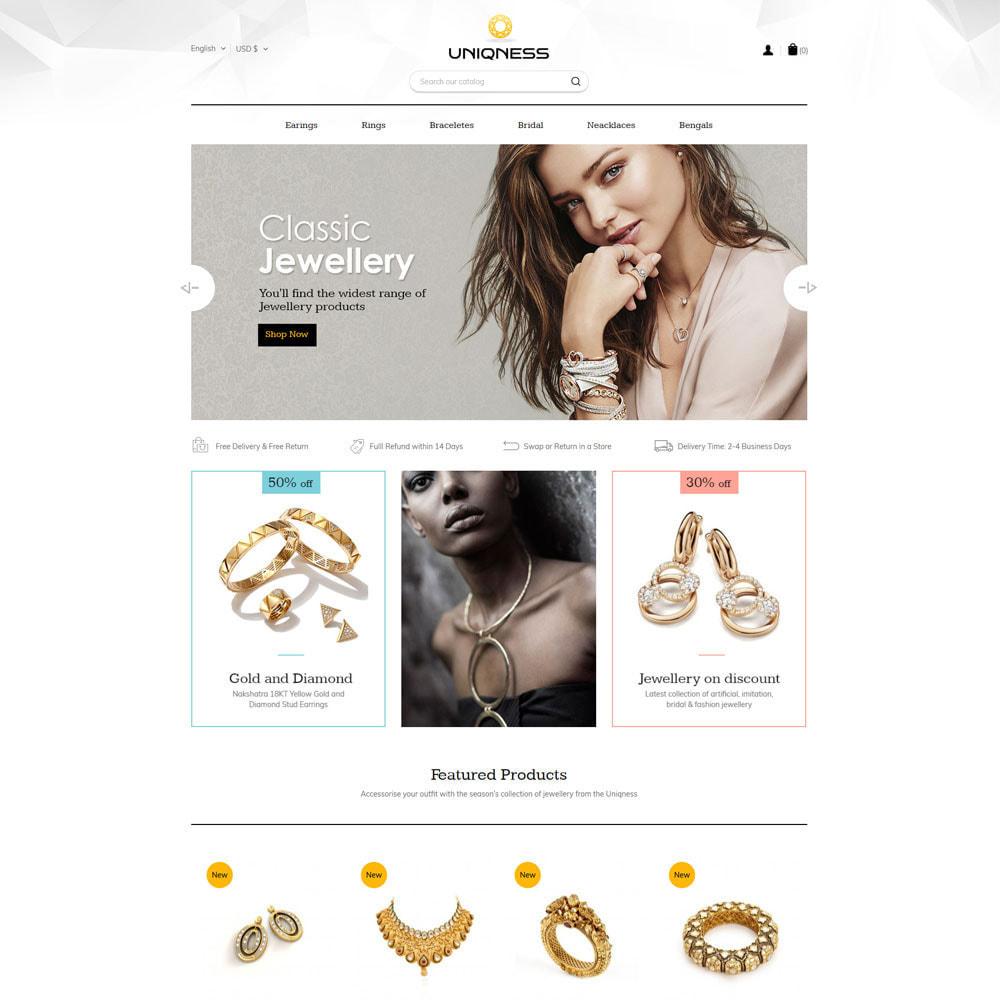 theme - Jewelry & Accessories - Modern Jewellery - Diamond  Sparkal Store - 2