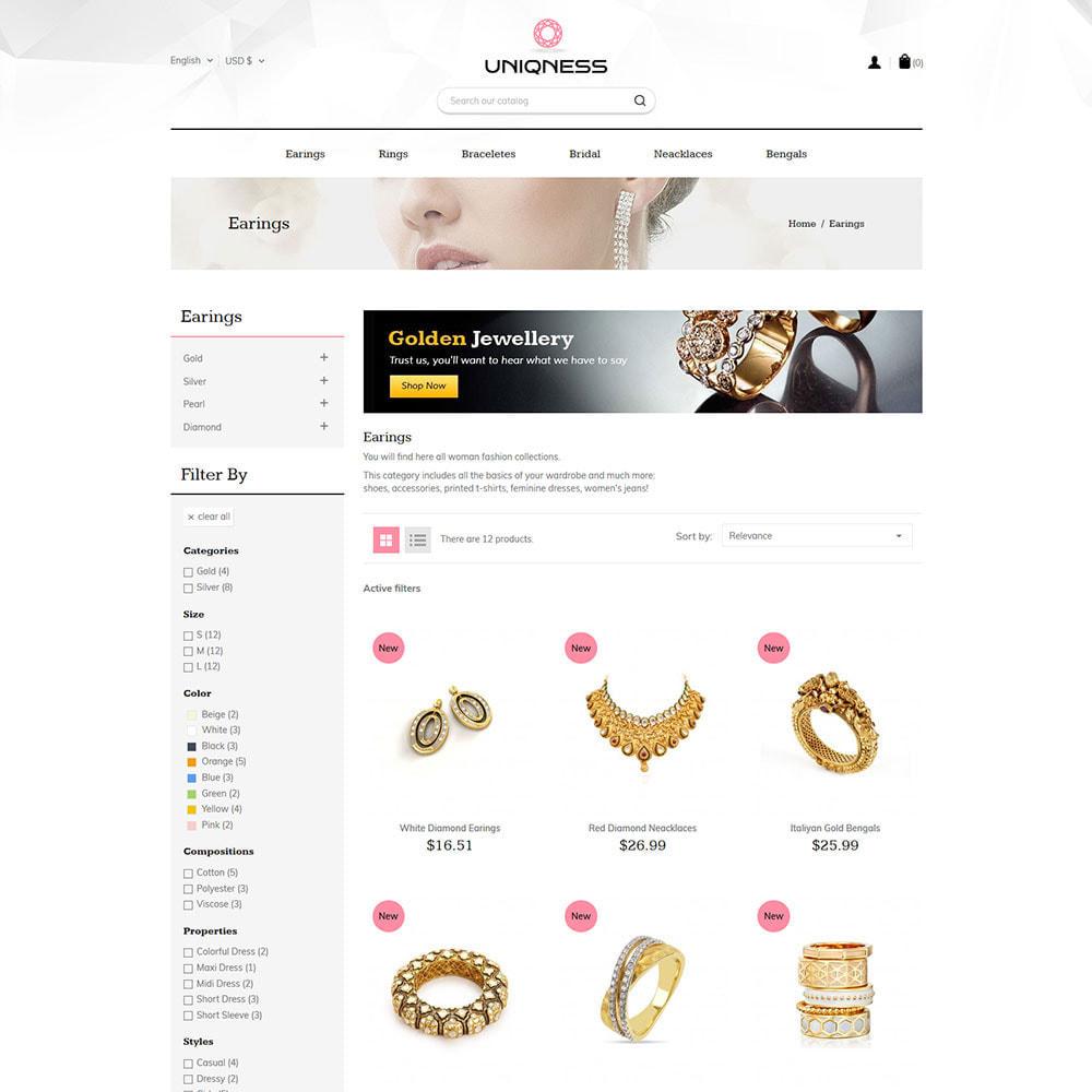 theme - Jewelry & Accessories - Modern Jewellery - Diamond  Sparkal Store - 3