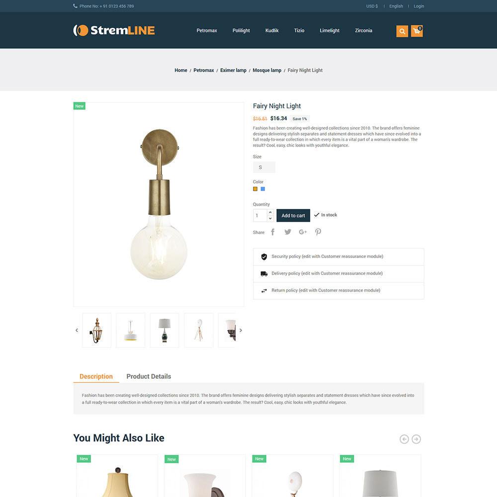 theme - Art & Culture - Light LED - Decor Accessories Bulb Store - 5