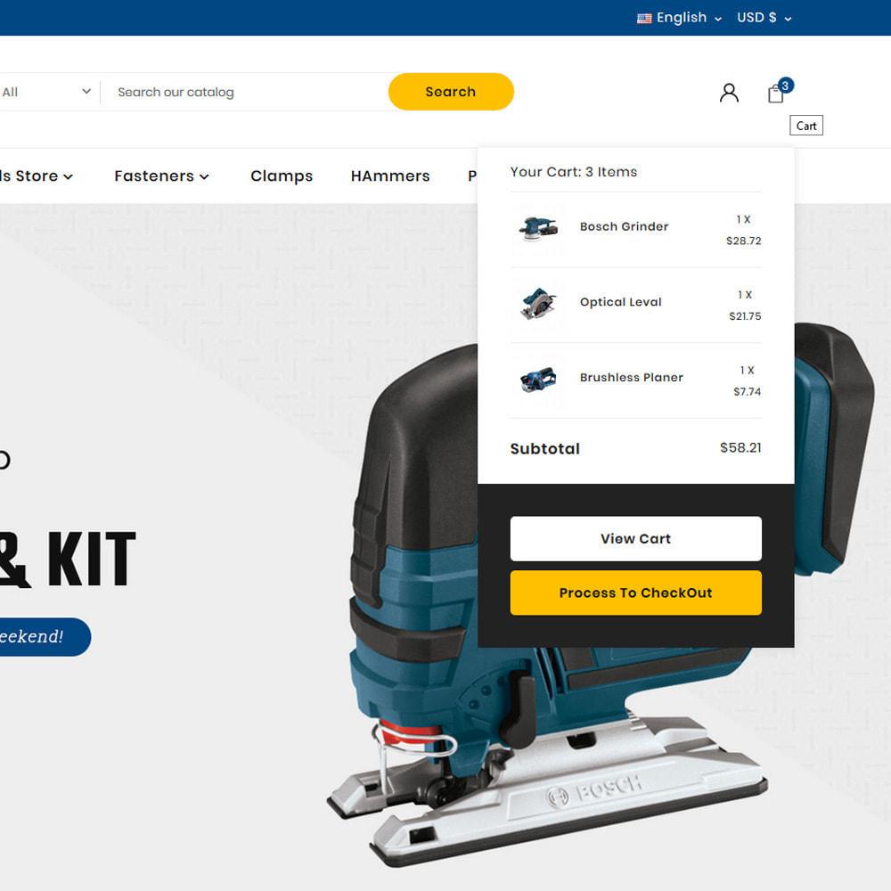 theme - Automotive & Cars - Tool Hipetool- Tools Mega Store - 7