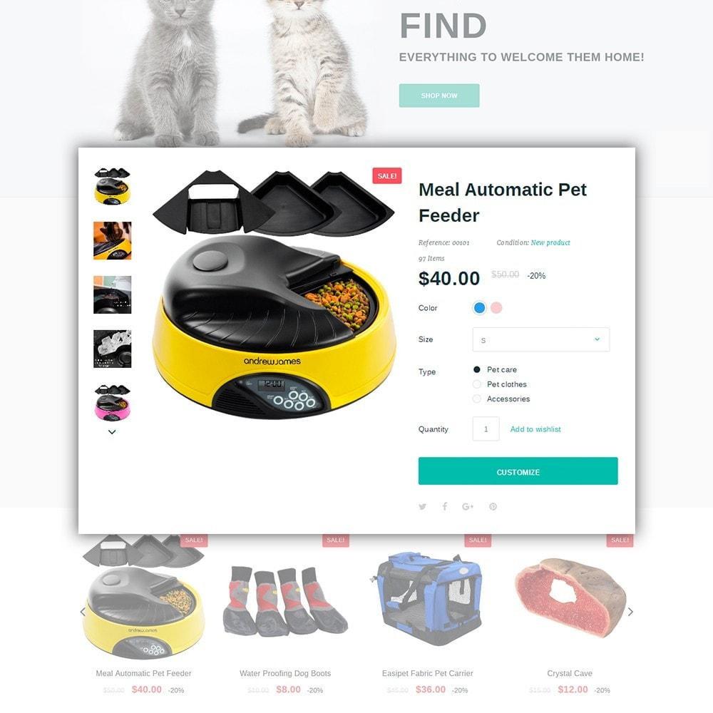 theme - Animales y Mascotas - Pawspot - Pets Store - 5