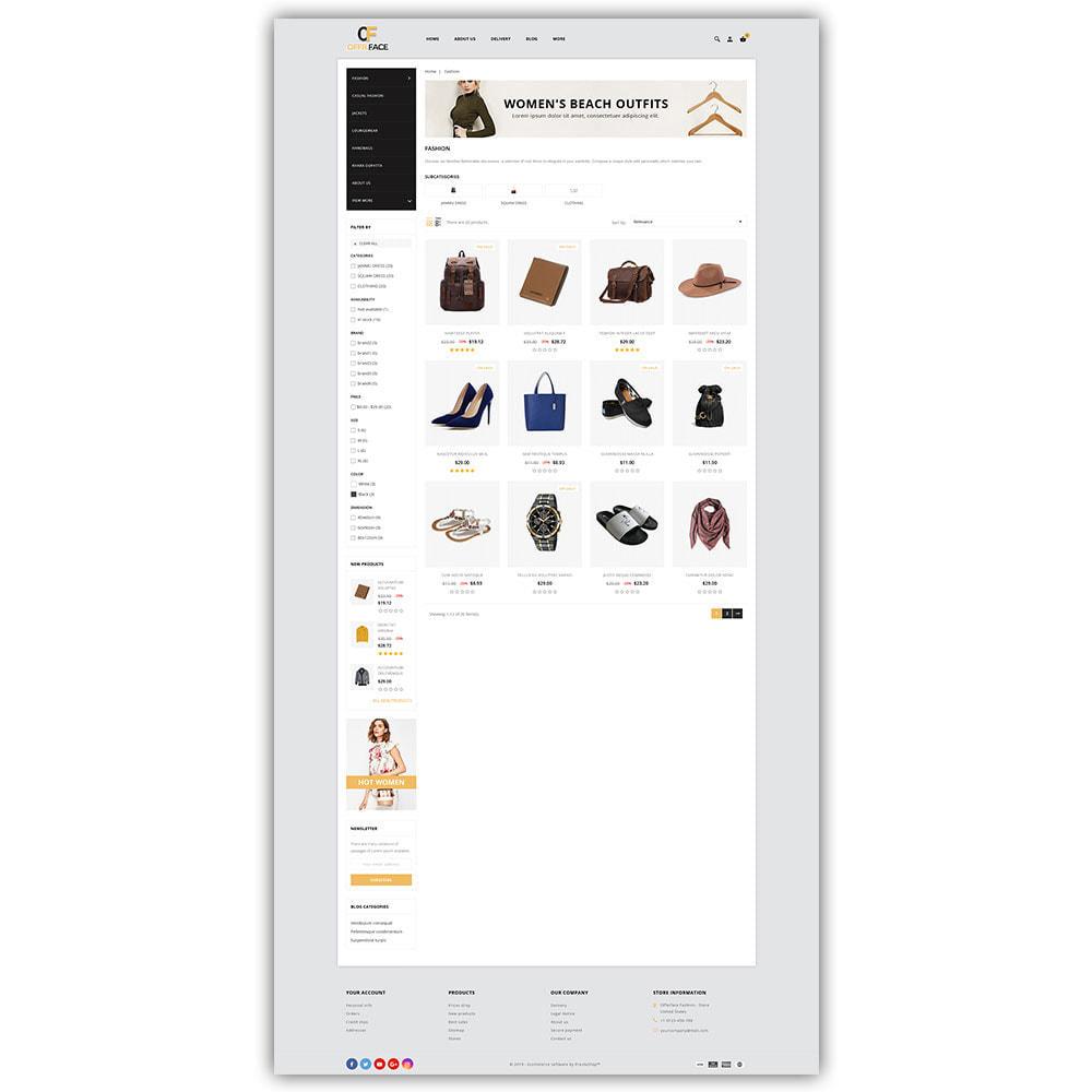 theme - Fashion & Shoes - Offerface Fashion Store - 3