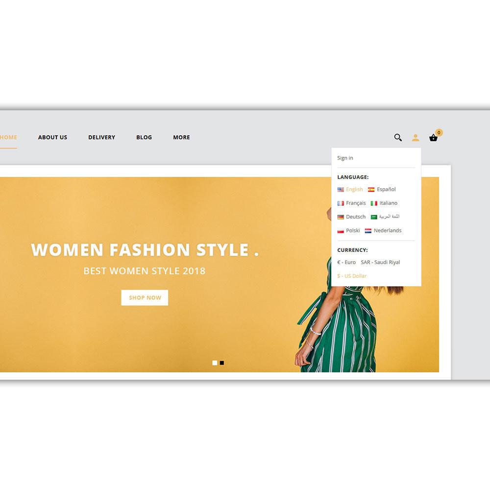 theme - Fashion & Shoes - Offerface Fashion Store - 5