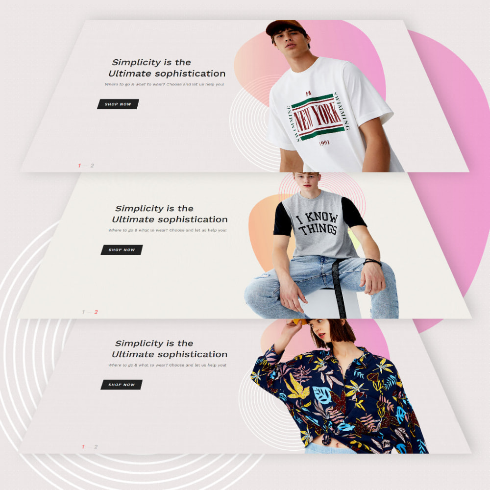 theme - Moda & Obuwie - Zemza - Multipurpose Creative Design - 5