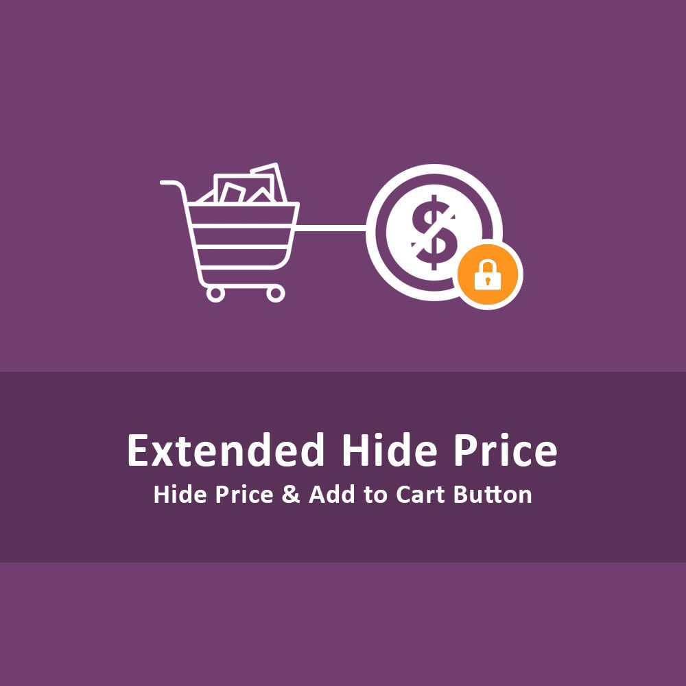 module - Registration & Ordering Process - Hide Price Pro: Hide Price & Add to Cart Button - 1