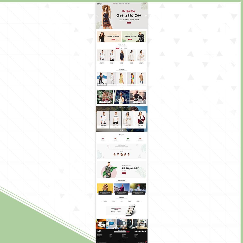 theme - Fashion & Shoes - Instyle  Moda - Fashion Store - 2
