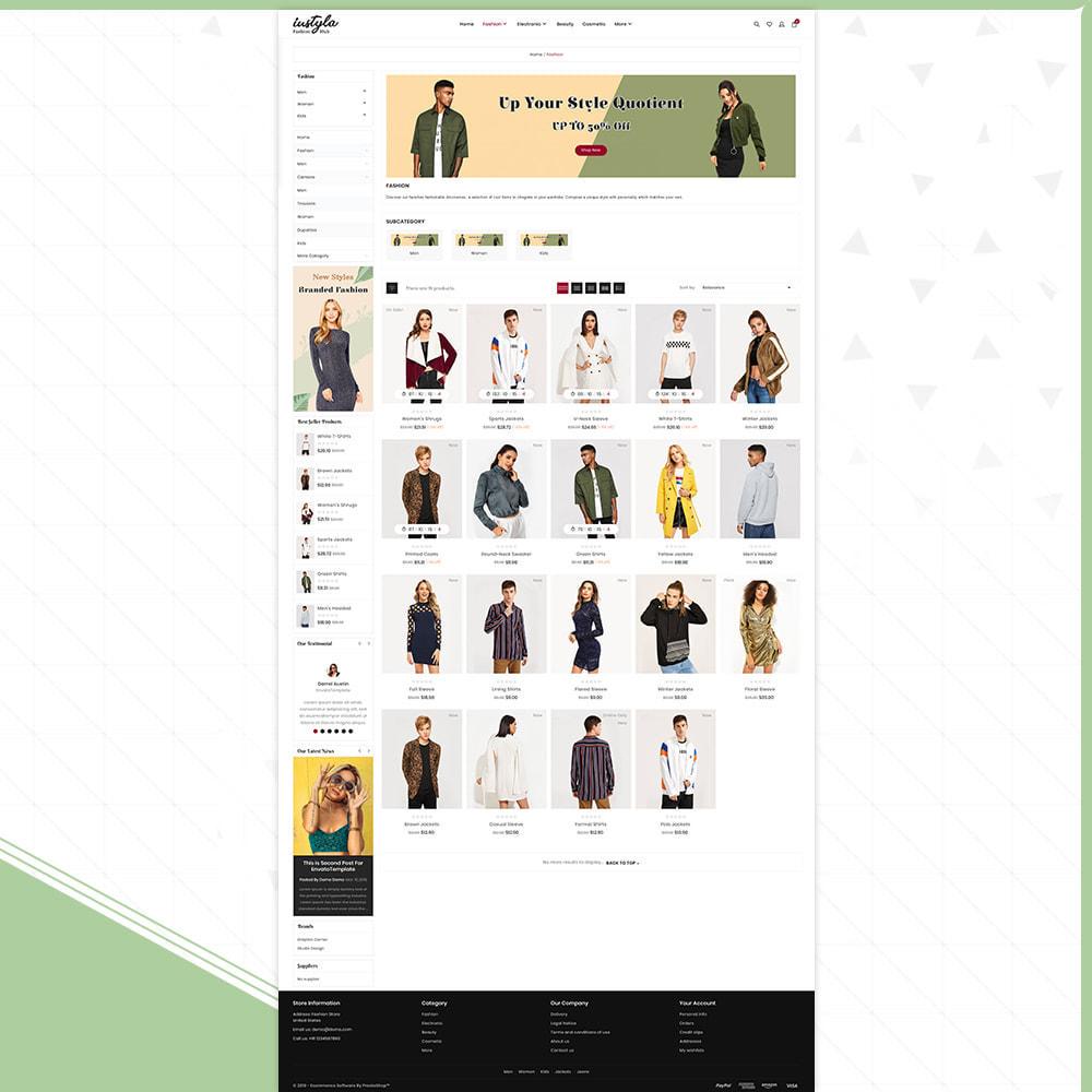 theme - Fashion & Shoes - Instyle  Moda - Fashion Store - 3