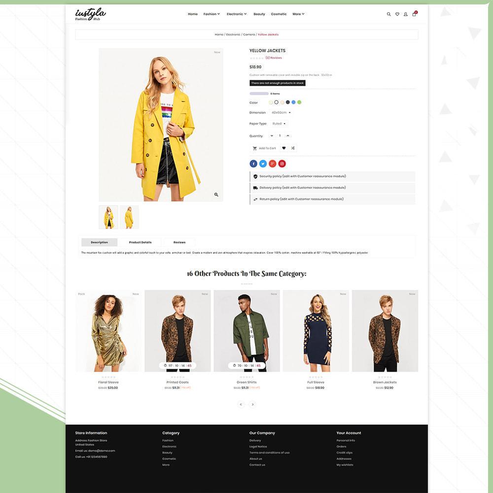 theme - Fashion & Shoes - Instyle  Moda - Fashion Store - 4