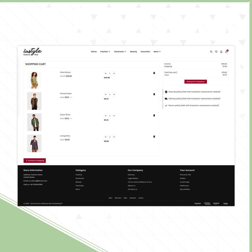 theme - Fashion & Shoes - Instyle  Moda - Fashion Store - 5