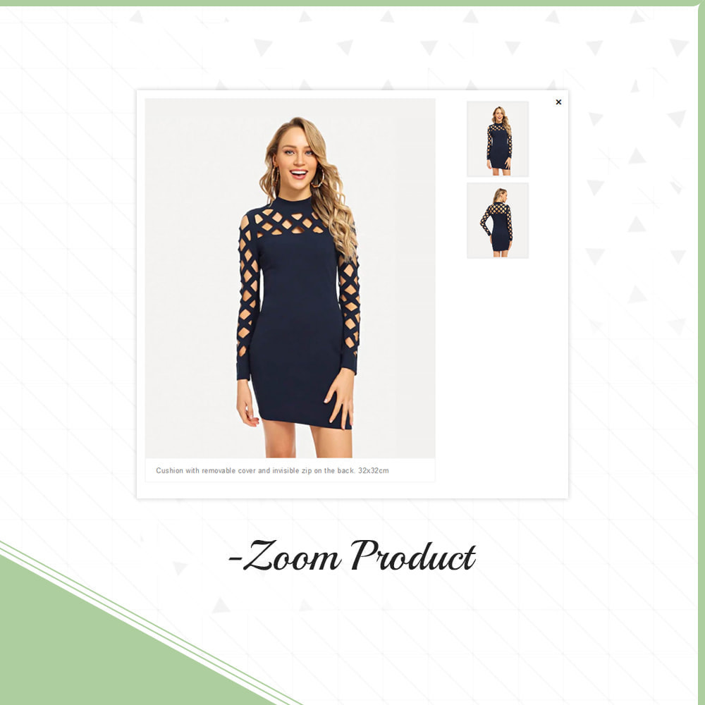 theme - Fashion & Shoes - Instyle  Moda - Fashion Store - 6