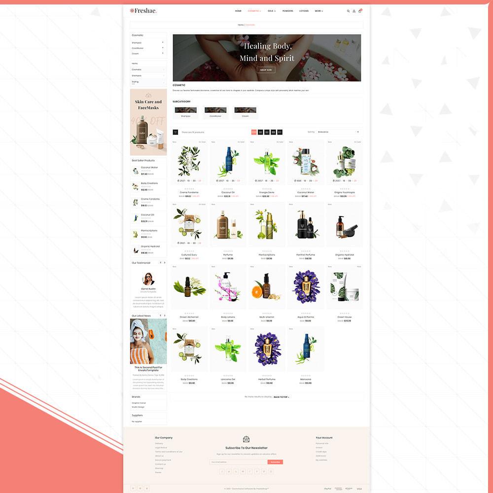 theme - Fashion & Shoes - Cosmétique - Freshael Cosmatic Shop - 3