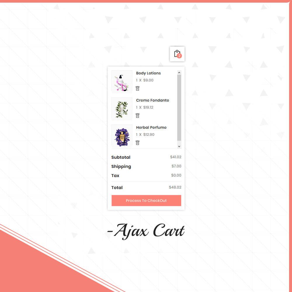 theme - Fashion & Shoes - Cosmétique - Freshael Cosmatic Shop - 7