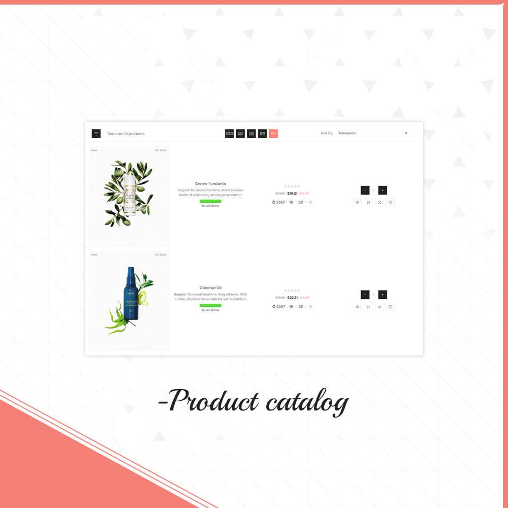 theme - Fashion & Shoes - Cosmétique - Freshael Cosmatic Shop - 11