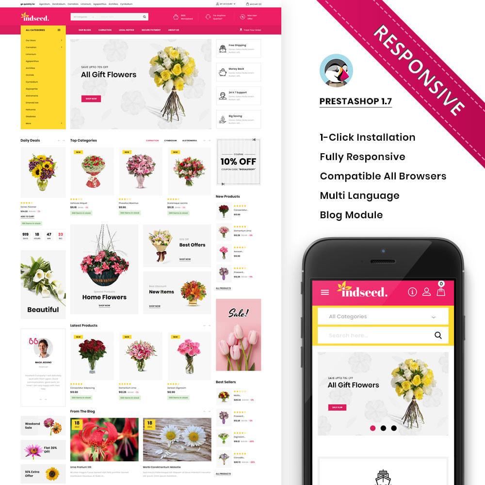 theme - Regali, Fiori & Feste - Indseed - Il negozio di bouquet online - 2