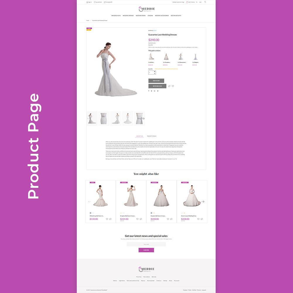 theme - Мода и обувь - Meddie - Wedding Shop - 6