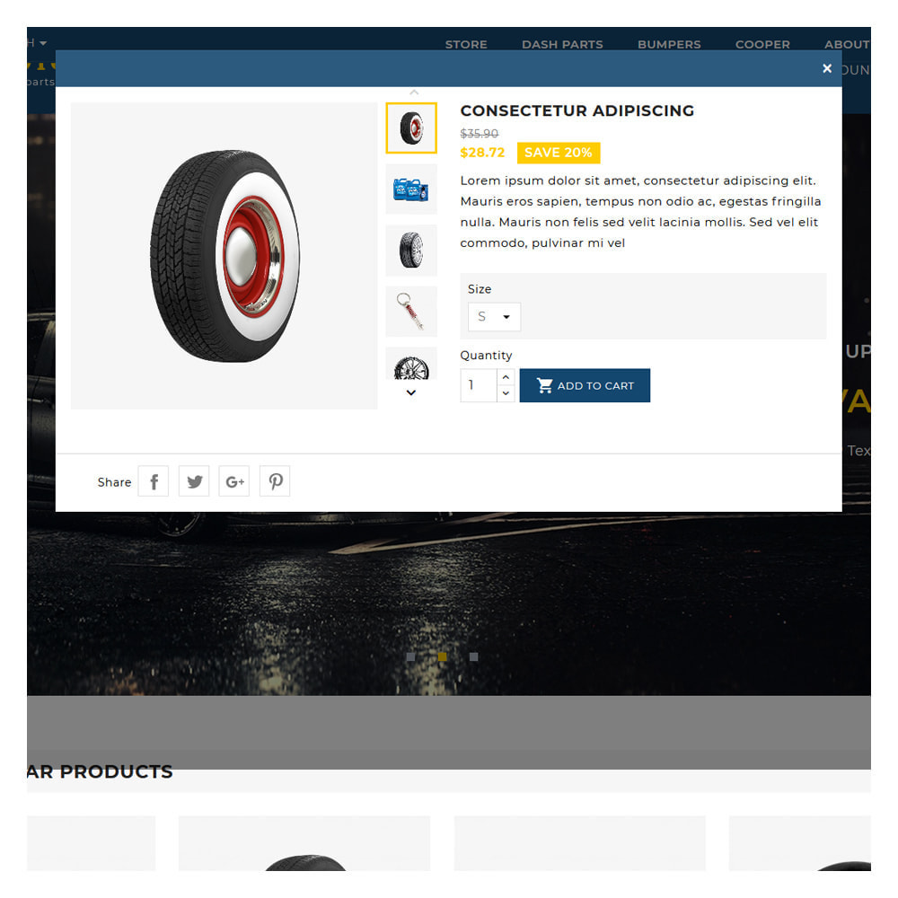 theme - Automotive & Cars - Motomac Automotive & Cars Store - 8