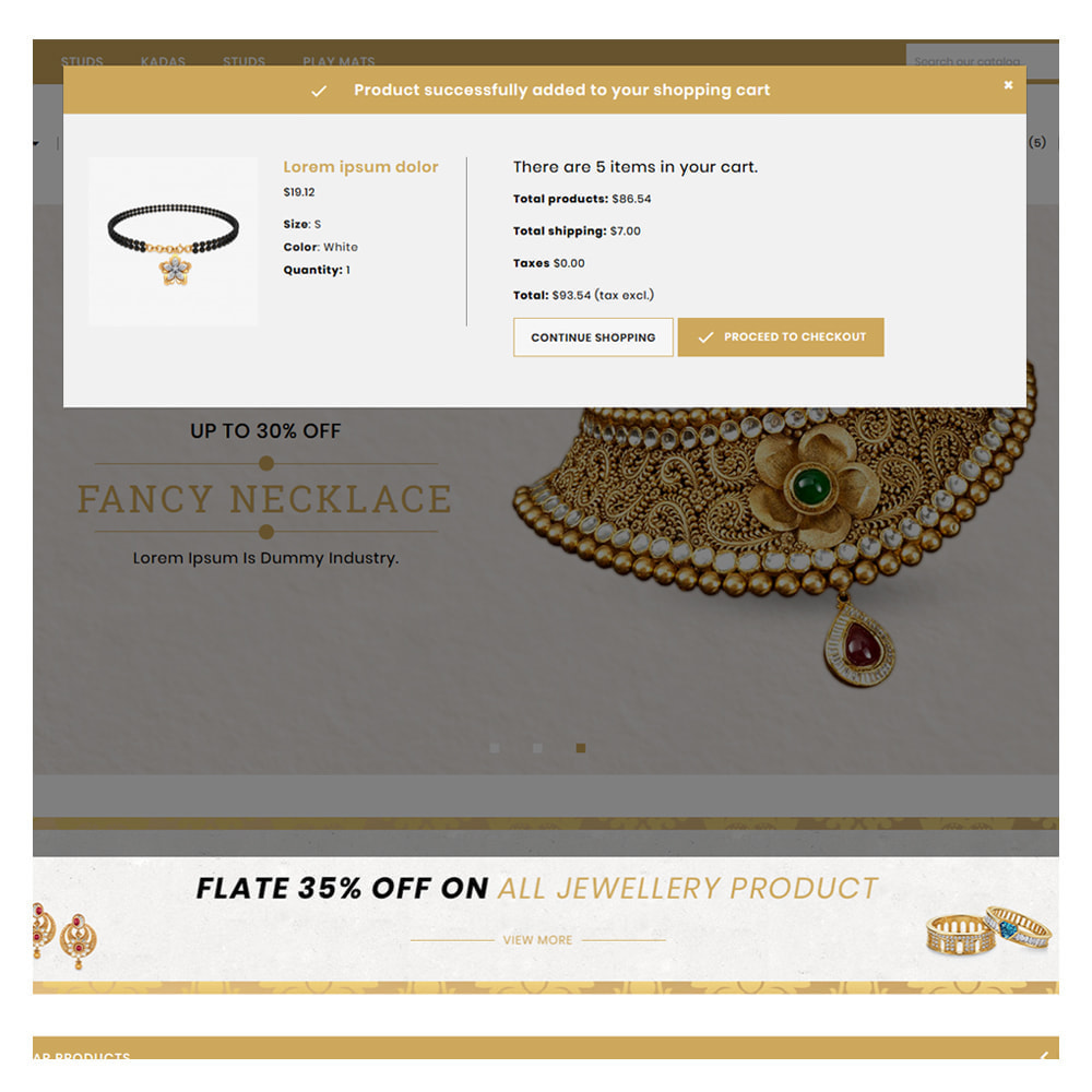 theme - Jewelry & Accessories - Tresor Jewellery & Accesories Store - 6