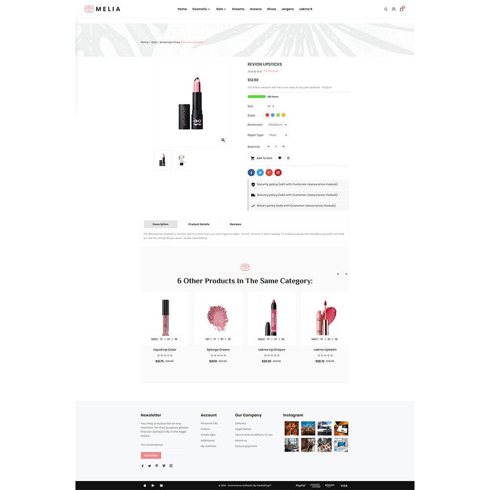 theme - Health & Beauty - Cosme Melia -  Cosmetic Store - 4