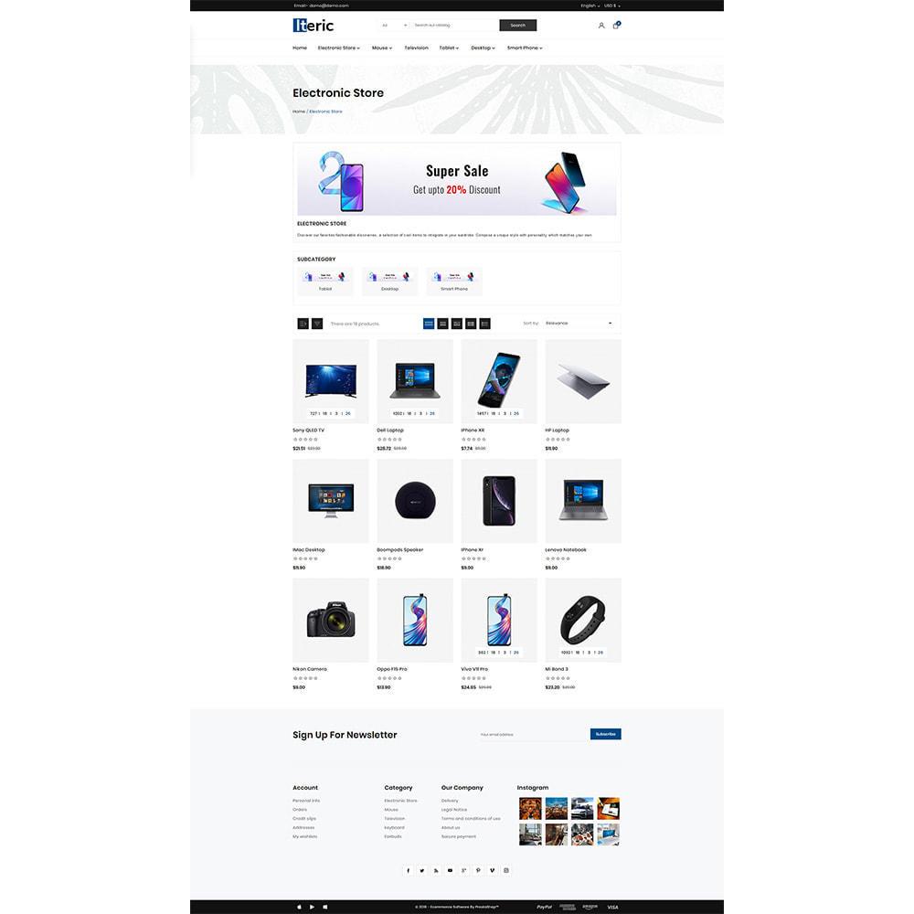 theme - Electronics & Computers - Electro Iteric - Electronic Store - 3