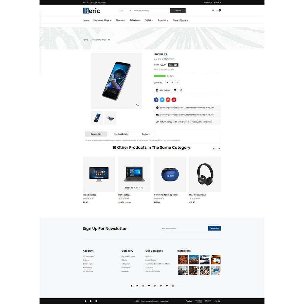 theme - Electronics & Computers - Electro Iteric - Electronic Store - 4