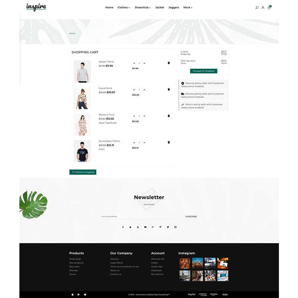 theme - Fashion & Shoes - Fashion Inspire – Fashion Mall - 5